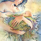 GAIA - Mather and Child by Anna Miarczynska