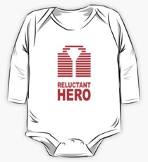 Reluctant Hero One Piece - Long Sleeve