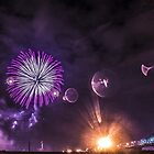 Purple Sky by Valerie Rosen