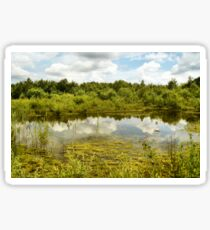 Hatfield Moors Sticker