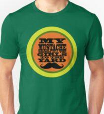 Mustache humor Unisex T-Shirt