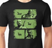 The Mutant, The Raider, The Ghoul Unisex T-Shirt