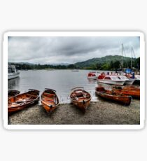 Ambleside Boats Sticker