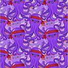 Kawaii Octopus by JudithzzYuko