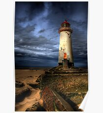 The Abandoned Lighthouse Poster