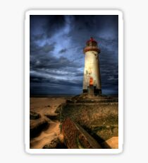 The Abandoned Lighthouse Sticker
