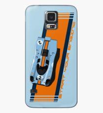 Porsche 917 Gulf Case/Skin for Samsung Galaxy