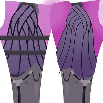 Widowmaker leggings by elytian