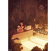 Flower Shop! Photographic Print