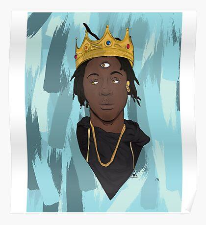 King Bada$$ Poster