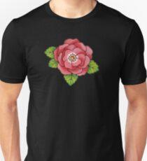 Alpen Rose Design Unisex T-Shirt