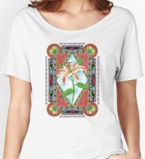 Gilding the Lily! Women's Relaxed Fit T-Shirt