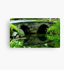 A Rock Bridge in the Country ^ Canvas Print