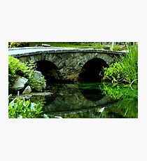 A Rock Bridge in the Country ^ Photographic Print