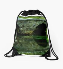 A Rock Bridge in the Country ^ Drawstring Bag