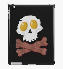 Egg Skull Bacon iPad Case/Skin
