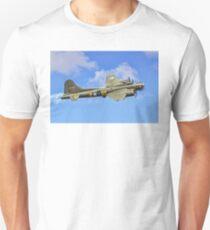 "B-17G Fortress II G-BEDF ""Sally B"" T-Shirt"