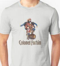 Colonel Forbin Unisex T-Shirt