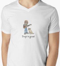 Trey is good. T-Shirt