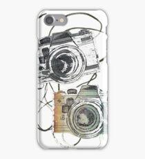 forever film iPhone Case/Skin
