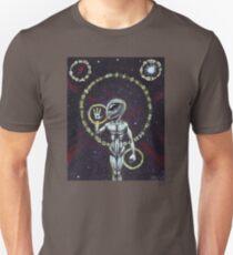 Otherworldly Chakras Unisex T-Shirt