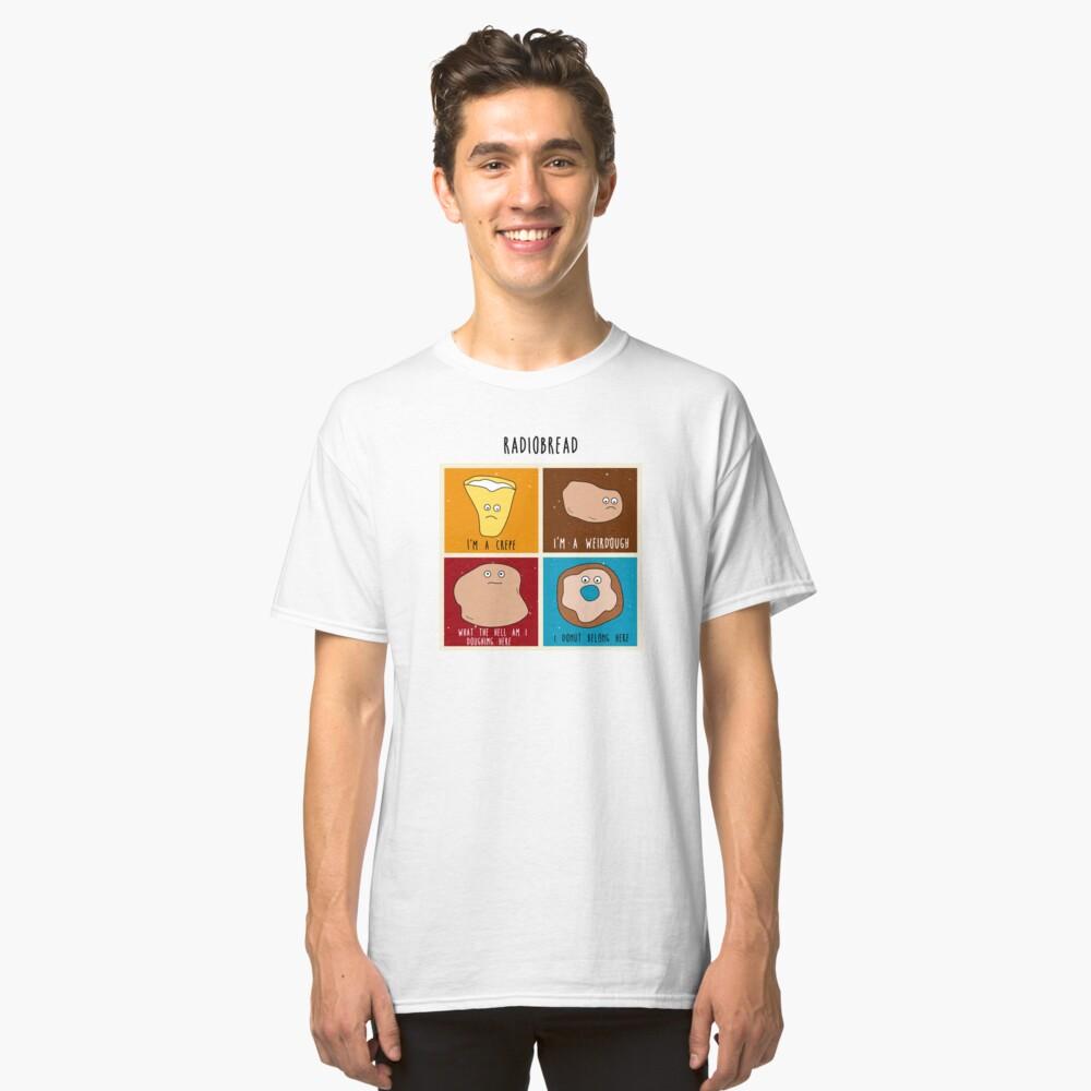 Camiseta clásicaRadiobread Delante