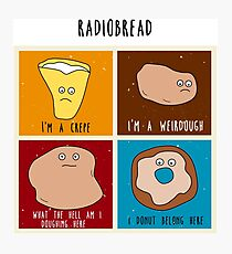 Radiobread Photographic Print