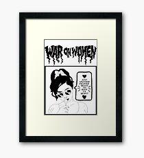 SWAGGER Framed Print
