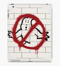 Ghostbusters spray paint logo iPad Case/Skin