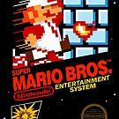 «Super Mario: Arte de la caja» de muramas