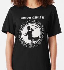 amon duul t shirt Slim Fit T-Shirt
