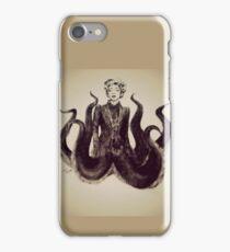 Ms Casper iPhone Case/Skin