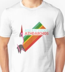 Ask Me About Azhdarchids (light version) Unisex T-Shirt