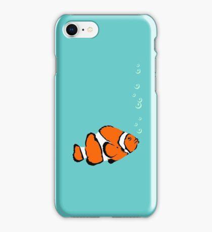 Clown fish VRS2 iPhone Case/Skin