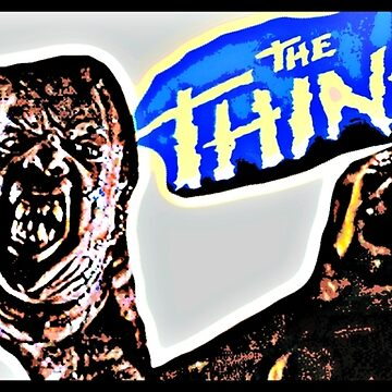 The Thing by Harleythemk