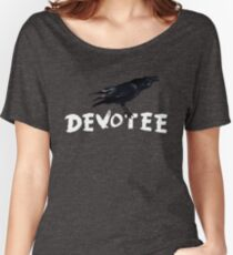 The Devotee's Crow Women's Relaxed Fit T-Shirt