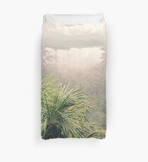 Rainforest Fog Duvet Cover