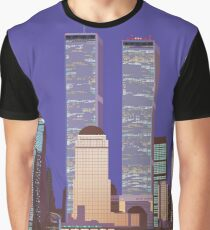 Memoirs of the World Trade Center Graphic T-Shirt