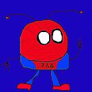 Spider Mooky by deadpan666
