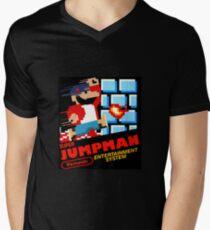 JUMPMAN Men's V-Neck T-Shirt
