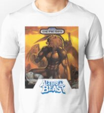 Sega Altered Beast Transparent  Unisex T-Shirt