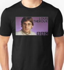 Louis Theroux BBC  T-Shirt