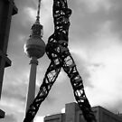 Berlin TV Tower & Arts - Welcome to Berlin, Germany by Remo Kurka