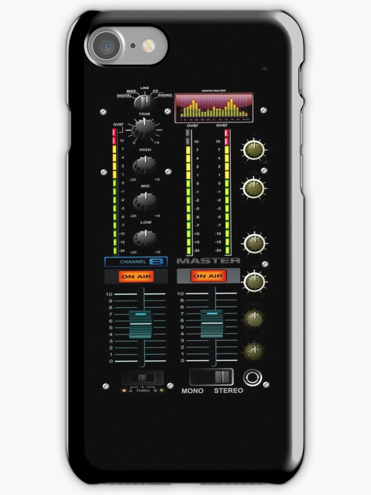 Music Mixer  by CroDesign