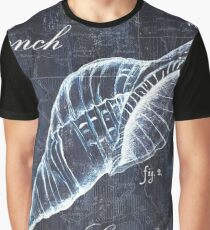 Indigo Verde Mar 3 Graphic T-Shirt