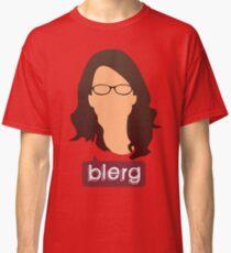 Liz Lemon - Blerg Classic T-Shirt