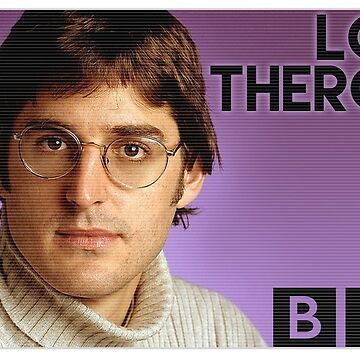 Louis Theroux All Over Print by ClassicClothing