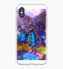 Lord Beerus iPhone Case