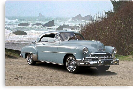 1951 Chevrolet Deluxe 2-Door Hardtop by DaveKoontz