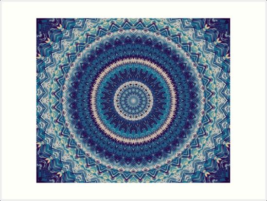 Mandala 20 by PatternsofLife